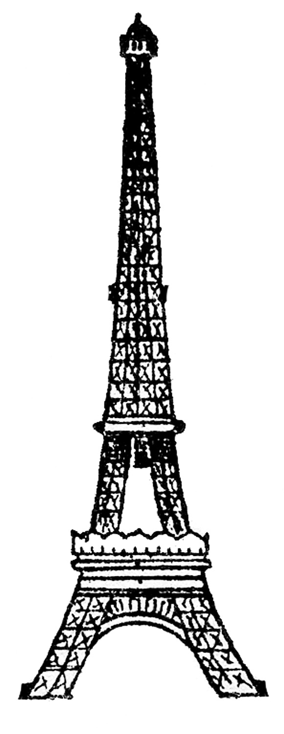 Free Eiffel Tower Drawing, Download Free Clip Art, Free Clip.