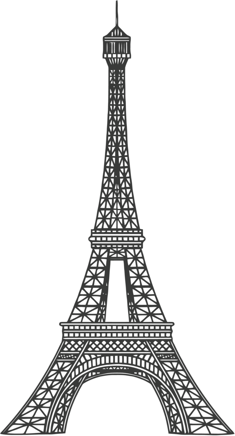 Download Free png Eiffel Tower PNG, Download PNG image with.