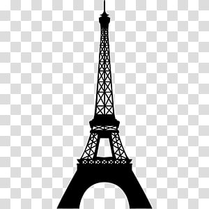 Statue of Liberty Eiffel Tower Drawing , Ny transparent background.