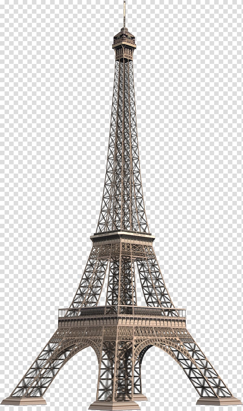 Eiffel tower illustration, Eiffel Tower , colosseum.