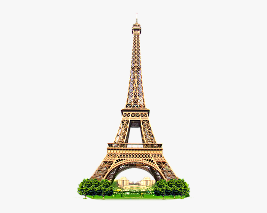 Eiffel Tower , Transparent Cartoon, Free Cliparts.
