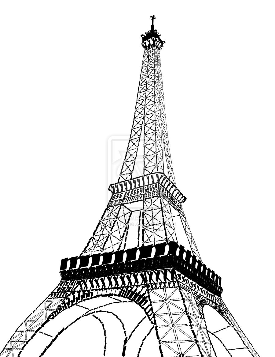 Free Eiffel Tower Vector, Download Free Clip Art, Free Clip.