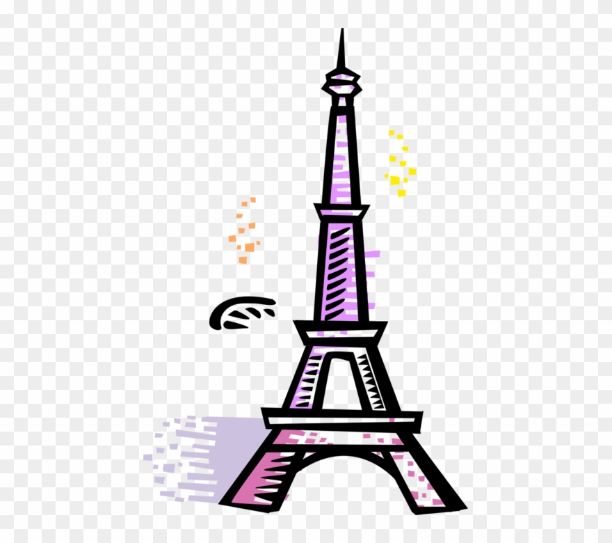 Jpg Transparent Library Eiffel Tower.