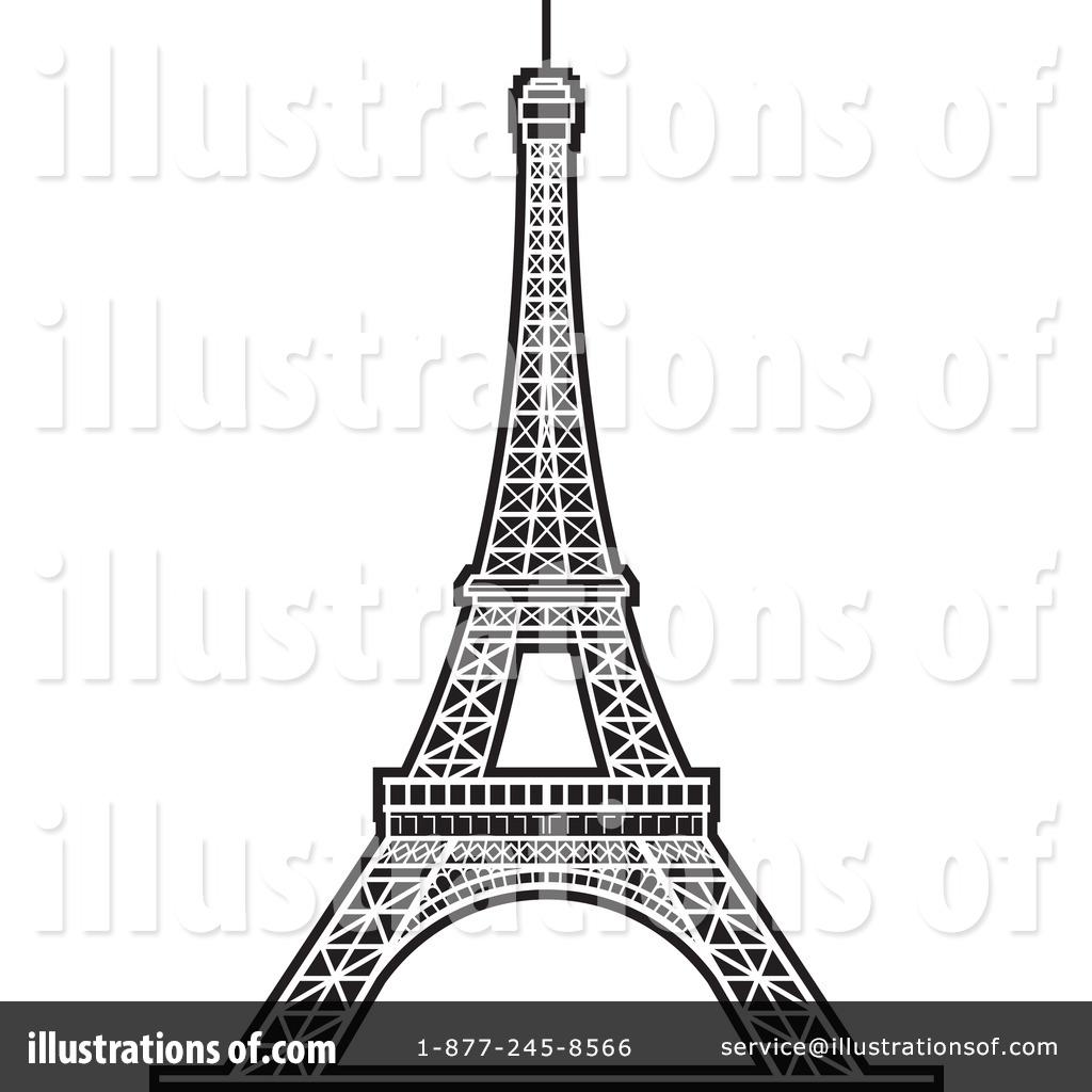Eiffel Tower Clipart #1131271.