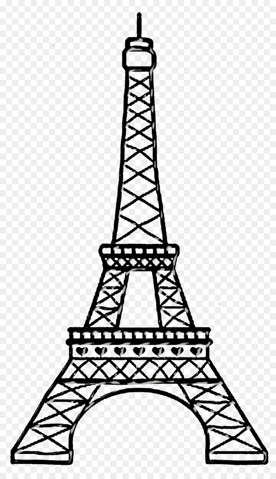Eiffel Tower Clipart Free Download Clip Art.
