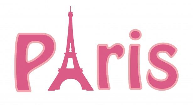 Eiffel Tower Paris Clipart Free Stock Photo.