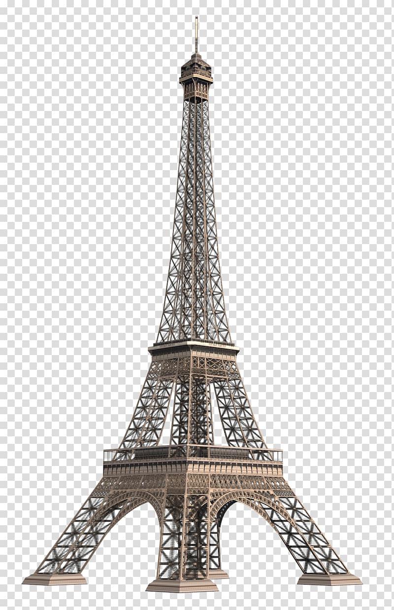 Eiffel Tower , Paris transparent background PNG clipart.