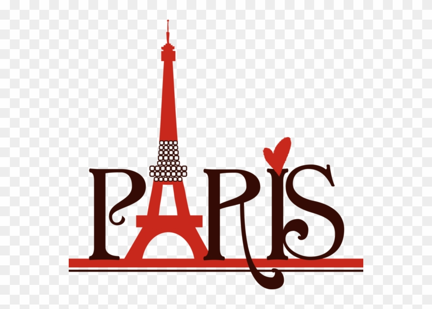 Clip Art Paris Transprent Png Free Download.