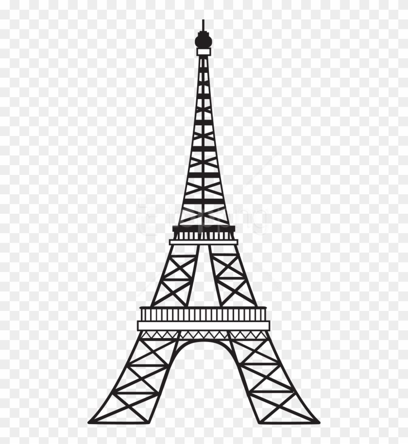 Free Png Download Eiffel Tower Image Clipart Png Photo.