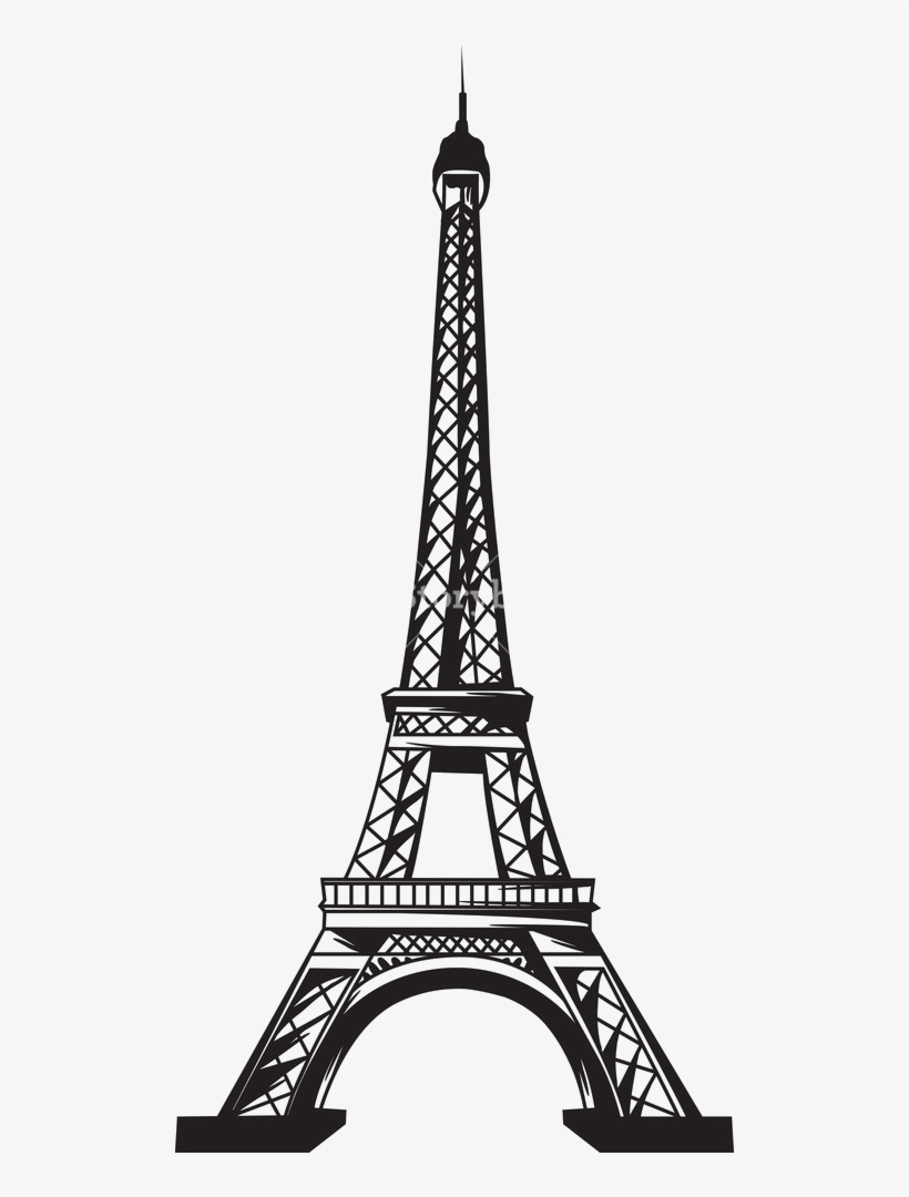 Eiffel Tower Transparent Background Png.