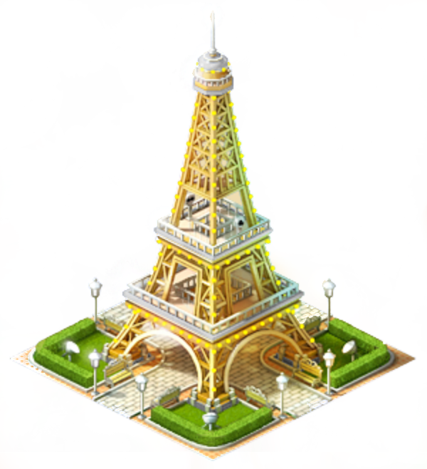 Eiffel Tower PNG Free Download.
