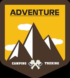 Camping Logo Vectors Free Download.