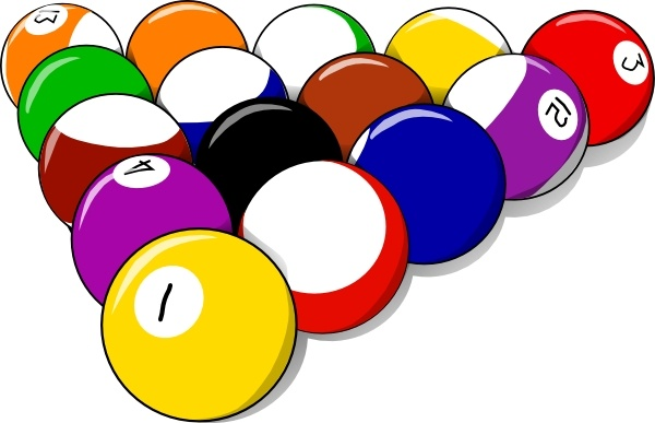 8 Ball Form clip art Free vector in Open office drawing svg ( .svg.