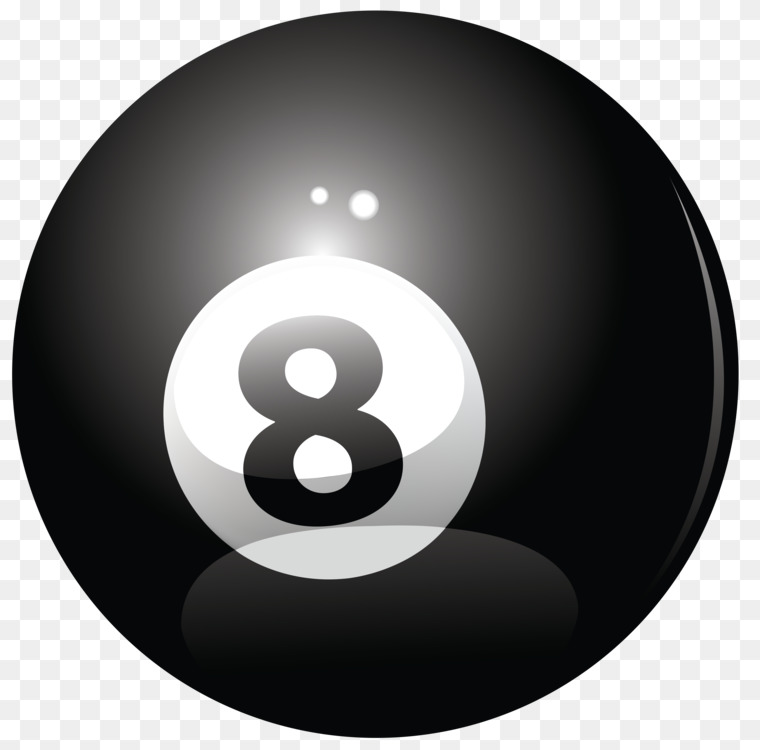 Download Free png Billiard Balls Eight ball Magic 8 Ball Billiards.