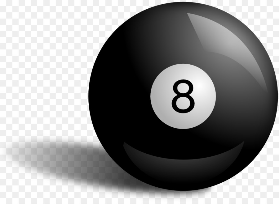 Eightball Ball png download.