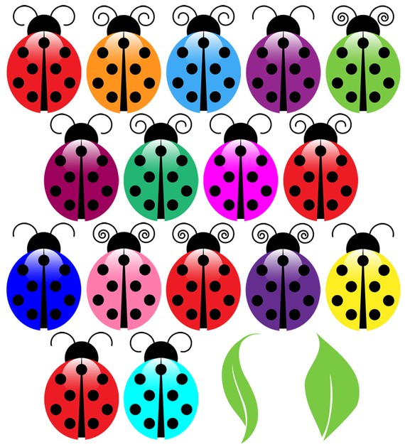 Ladybugs Clip Art Clipart, Ladybug Clip Art Clipart.