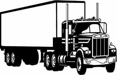 Clipart of 18 wheel trucks PNG and cliparts for Free Download.