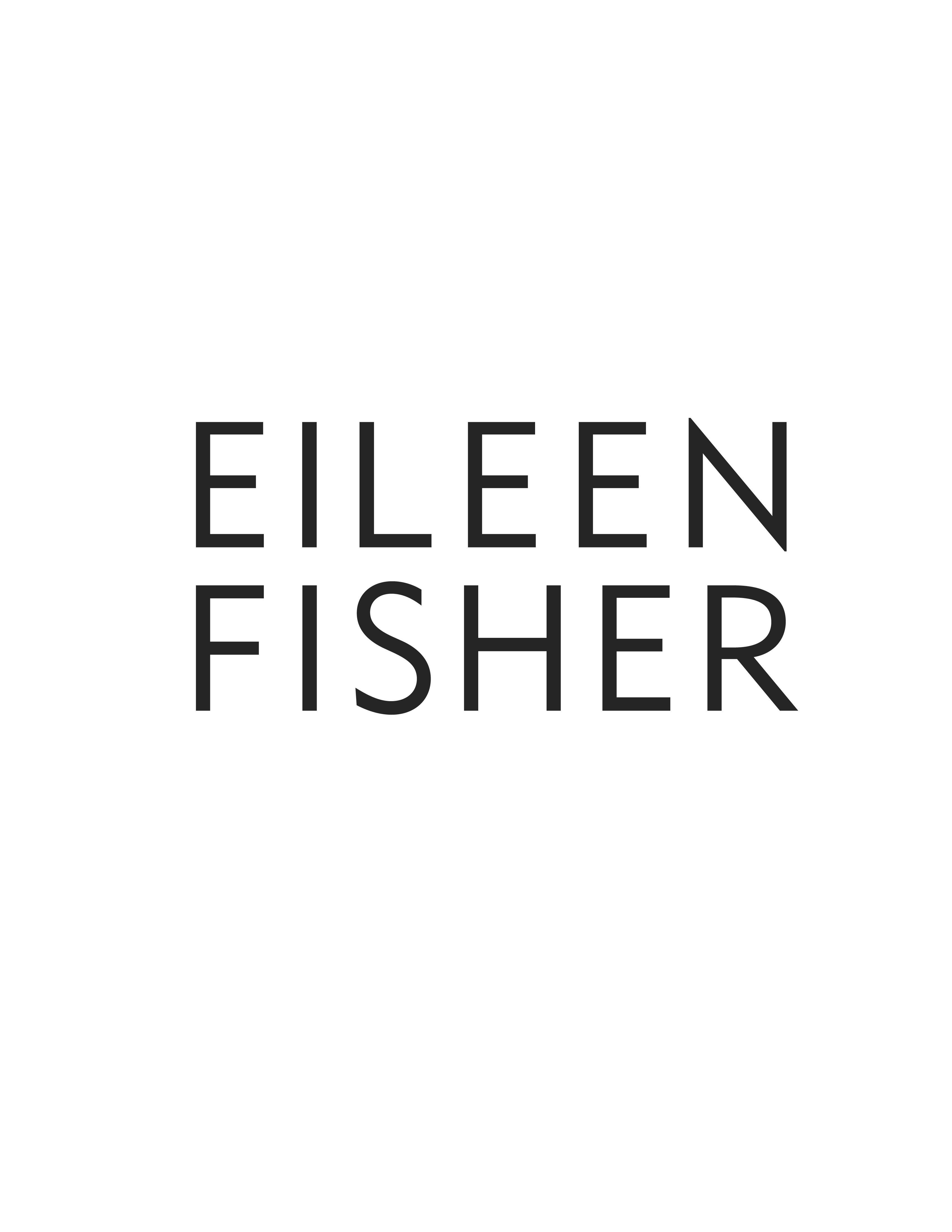 Eileen fisher Logos.