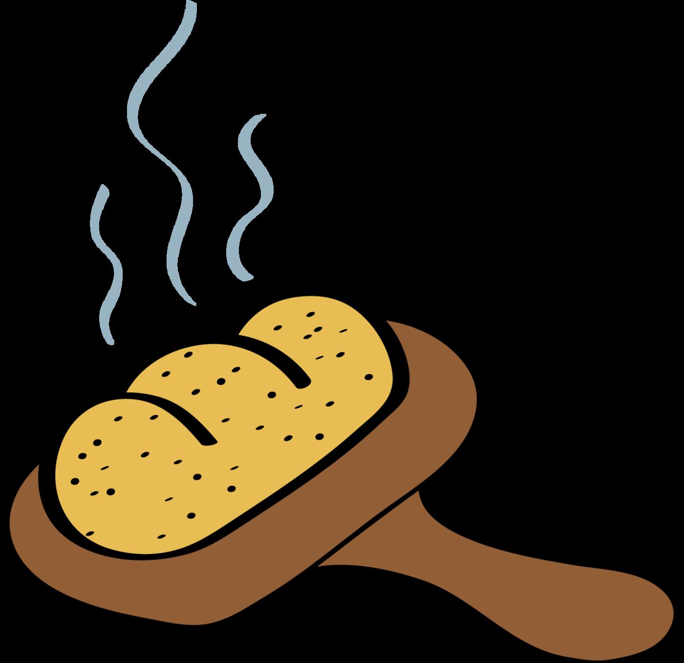 Ein Frisch Gebackenes Brot.
