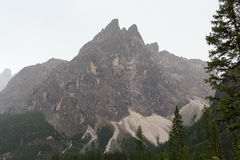 Sexten Dolomites In South Tyrol, Italy Royalty Free Stock.