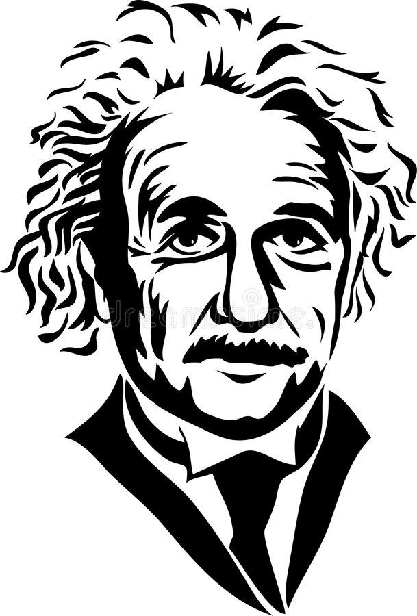 Einstein Stock Illustrations.