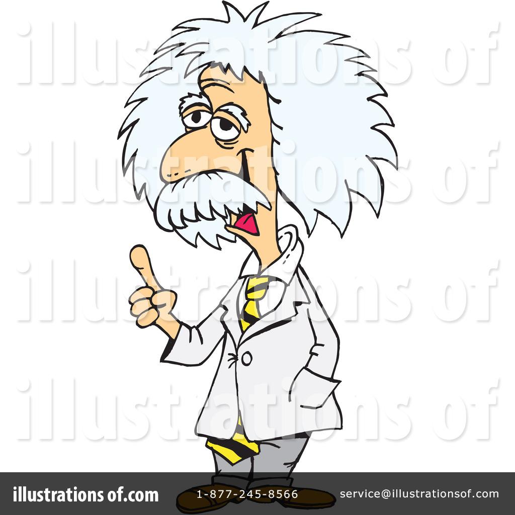 Albert Einstein Clipart #43211.