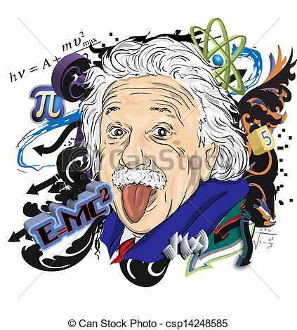 Einstein Illustrations and Clipart. 1,417 Einstein royalty free.
