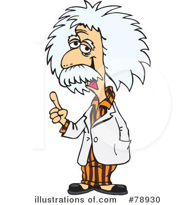 Albert Einstein Clipart #78930.