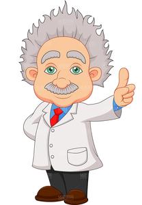 Einstein Clipart.