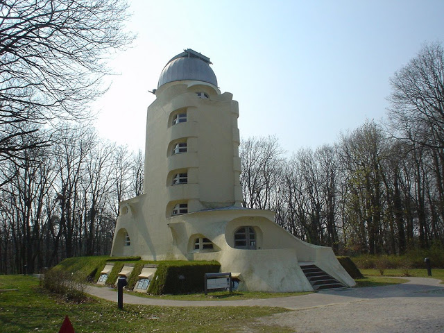 The Einstein Tower.