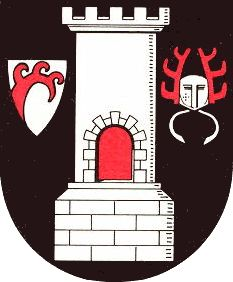 Wappen der Stadt Bergisch Gladbach.