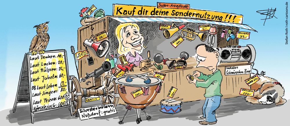Karikatur/Cartoon Archives.