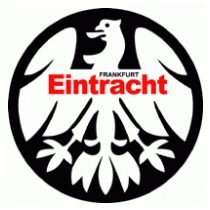 Eintracht Frankfurt (1980's logo) logos, company logos.