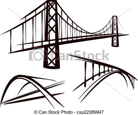 Brücken Clipart und Stock Illustrationen. 14.589 Brücken Vektor.
