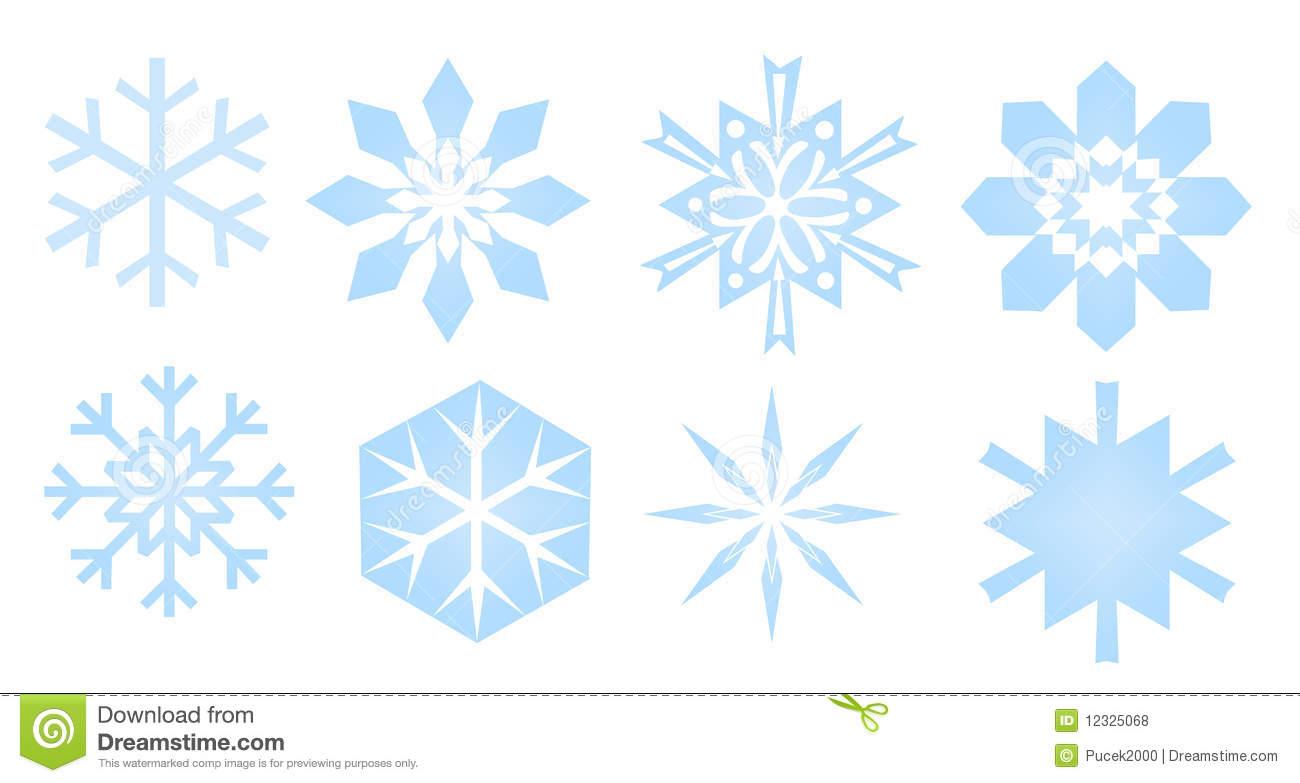 Eiskristalle clipart #20