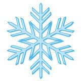 Schneeflocke Symbol Schnee Schneesymbol Eisblume Winter 2d Wall.