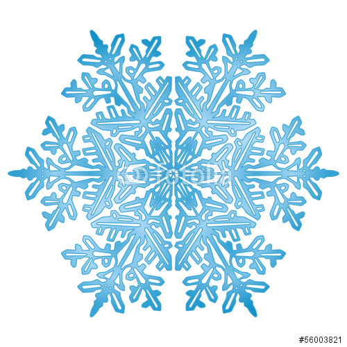 Eiskristalle clipart #4