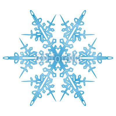 Eiskristalle clipart #16