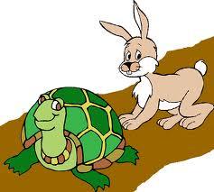 legend clipart aesop tortoise hare #clipart.