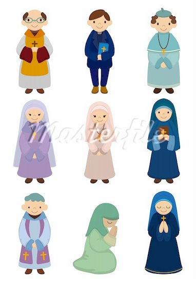 For Bible Characters Cartoon Clipart.
