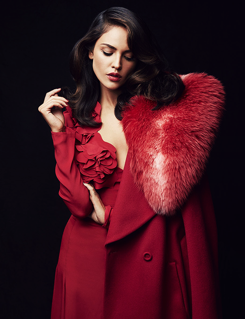 That Kind Of Woman — eizagonzalezsource: Eiza Gonzalez photographed.