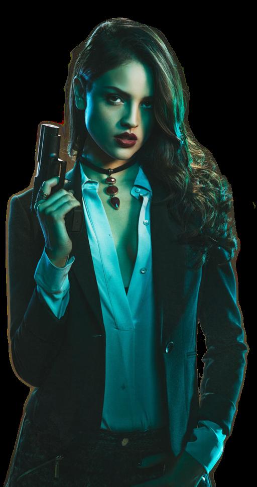HD Eiza Gonzalez Png.