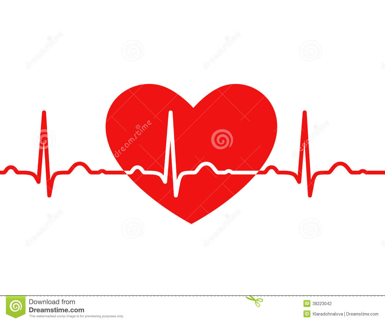 Medical Ekg Clipart.