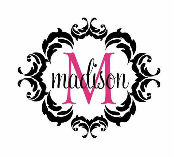 Damask Page Border Clipart Best.