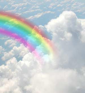 Real Rainbow Clipart.
