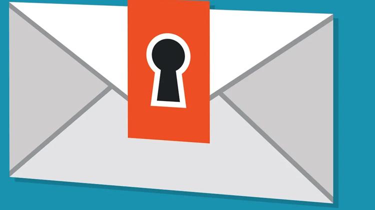 Crees que el correo electrónico de tu empresa es privado.