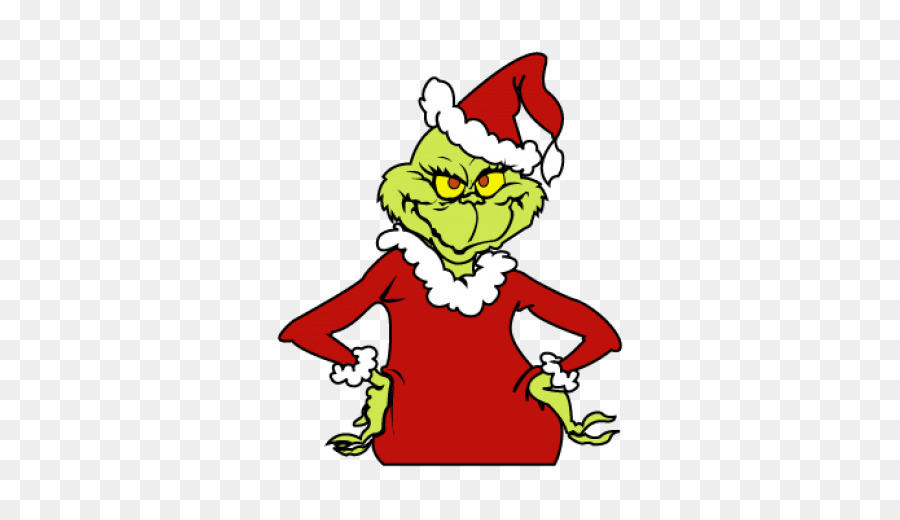 The Grinch Christmas Tree png download.