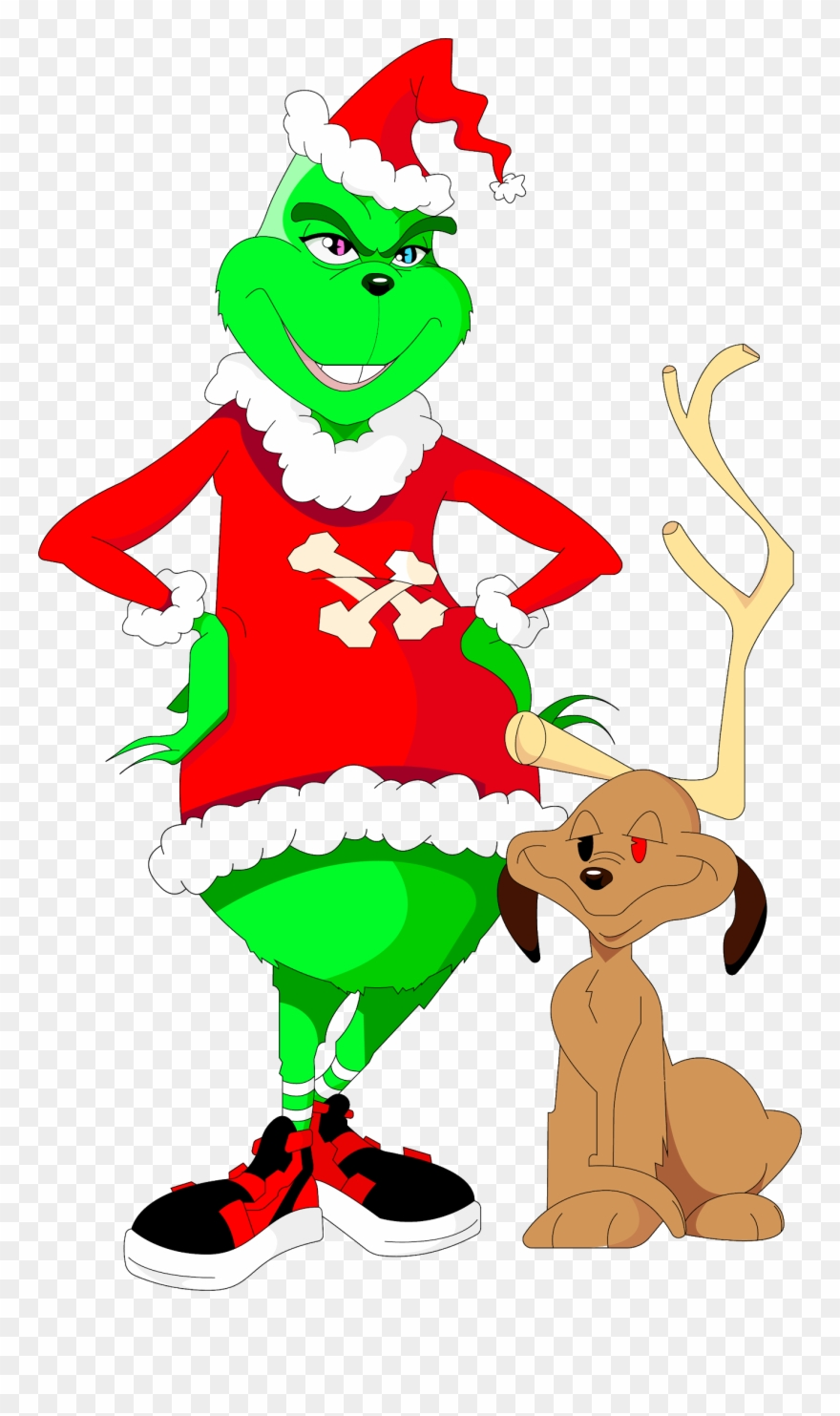 Image Of The Grinch.