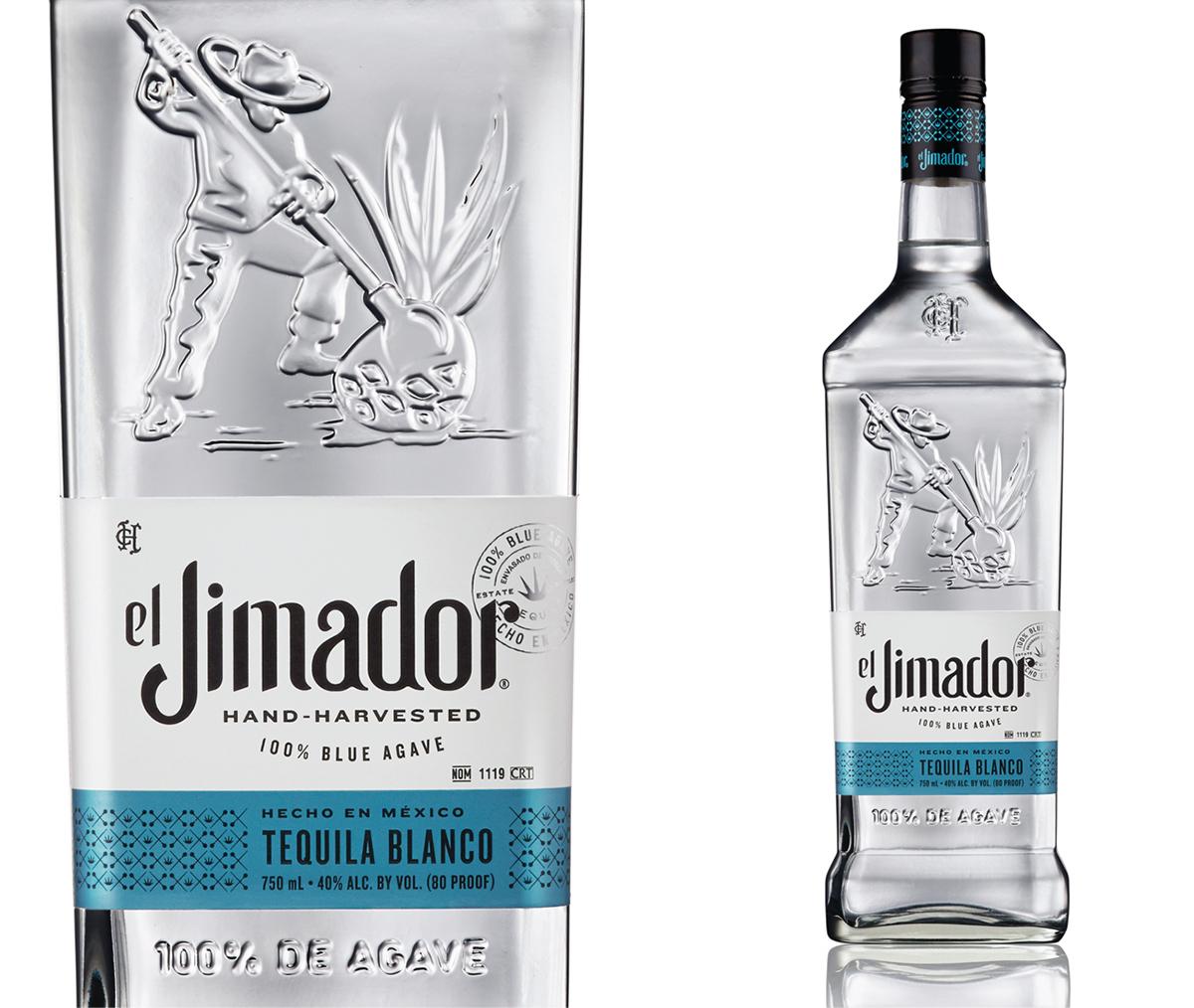 el Jimador Tequila Rebrand on Behance.
