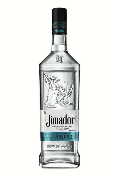 El Jimador Silver Tequila.